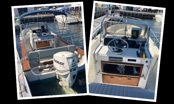 Cape Cod Boat Rental | Marine Engines & Motors Sales | Boat Service